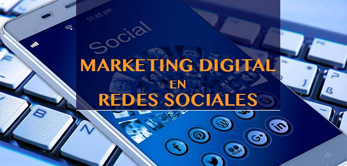 Estrategias de Marketing Online en Redes Sociales