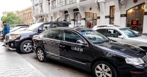 Uber ultima una función de seguridad para grabar audio en los viajes