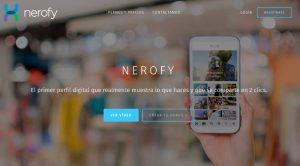 Descubre la startup Nerofy