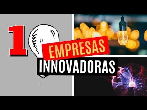 10 compañías innovadoras negocios rentables soluciones empresariales