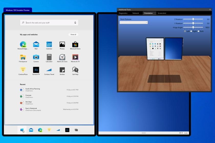 Windows 10X instalará las actualizaciones en menos de 90 segundos, y será compatible con la mayoría del software Win32
