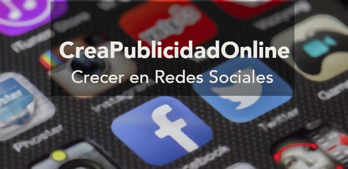 Como Potenciar con CreaPublicidadOnline nuestras Redes Sociales