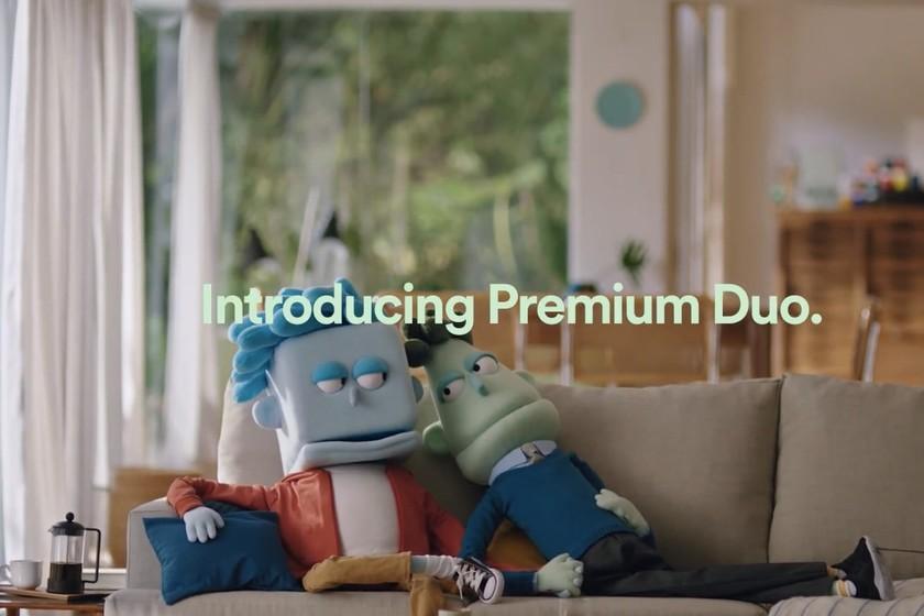 Spotify lanza 'Premium Duo' en España, una suscripción para parejas con la que ahorrar y compartir una playlist personalizada