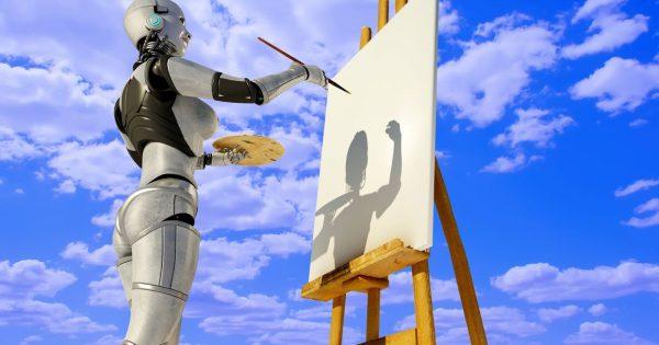 4 alucinantes obras de arte creadas con Inteligencia Artificial