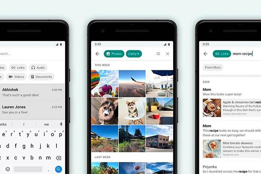 WhatsApp estrena nueva búsqueda: así se usa para encontrar más rápidamente todos nuestros archivos