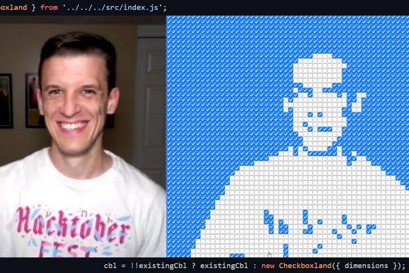 Esta librería JavaScript te permite crear animaciones con casillas de verificación HTML (o usarlas para convertir imagen y vídeo)